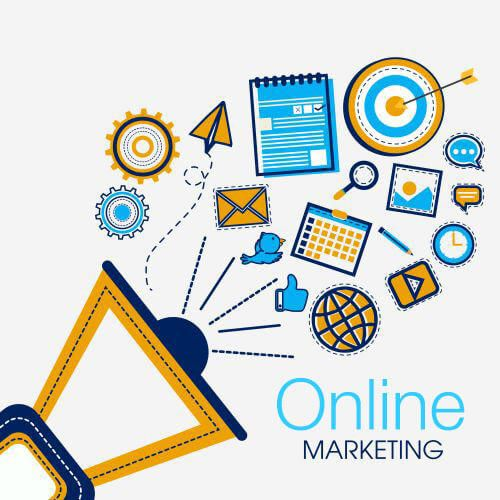 Online Marketing, Digital Marketing, Internetmarketing